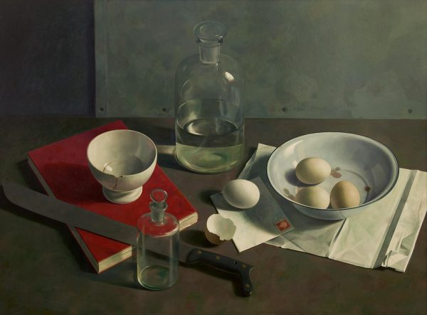 Henk Helmantel, Still life with a letter, 1970