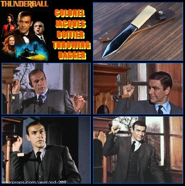 James-Bond-Thunderball-JAMES-BOND-COLONEL-BOUVIER-THROWING-KNIFE-1-