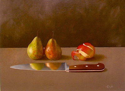 Robert Wyatt, Still Life With Knife