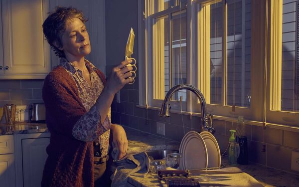 Melissa McBride as Carol Peletier - The Walking Dead