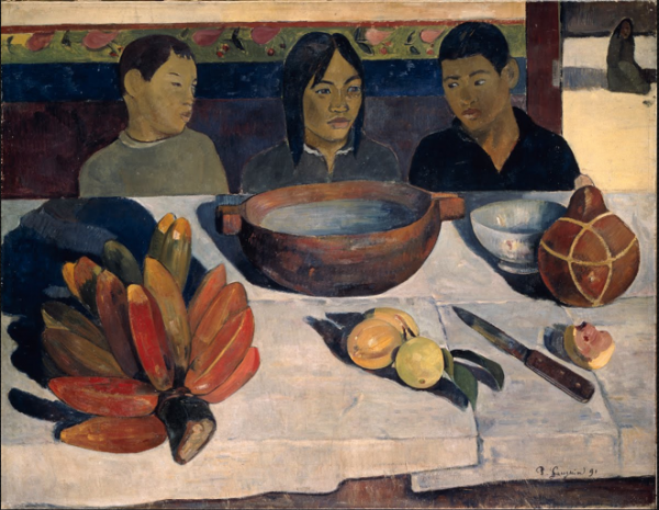 Gauguin, The Meal, 1891