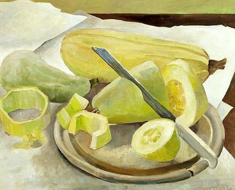 Mary Pratt, Vegetable Marrow, 1966