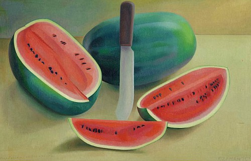 Francisco Dosamantes Watermelon 20th century